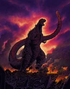 Here's the latest Monarch Data File my friends, this time the subject is Rodan! Appropriate given he's confirmed as one of the monsters slated to appear in Godzilla II, let us hope that the new Leg...