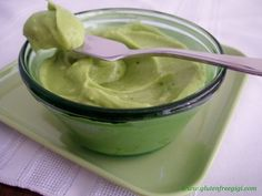 Avocado Mayo ~ A Healthy Sandwich Spread