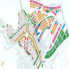 امتیازها و قراردادهای فاز۲ شهرک خاوران تبریز شهرک خاوران و آذران تبریز املاک… Map, Location Map, Maps