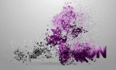I will create this colored particle formation logo reveal for your company for $5.00 - FreelanceGigz.com