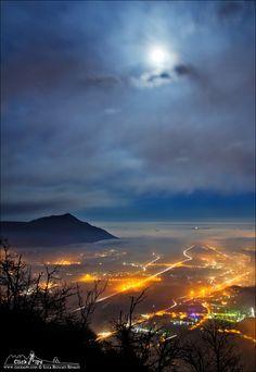 Turin from Valgioie by Luca Biolcati Rinaldi on 500px