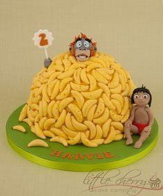 Bananas cake