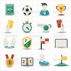 Soccer Icons | Buy and Download: http://graphicriver.net/item/soccer-icons/8435202?WT.ac=category_thumb&WT.z_author=karawan&ref=ksioks