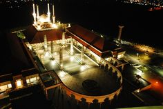 Mesjid Besar - The Grand Mosque, Semarang, Indonesia