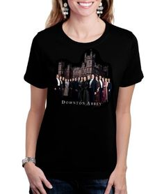 Ladies Tee Downton Abbey Cast | Officially Licensed Downton Abbey T-shirt (2X Large, Black) Downton Abbey,http://www.amazon.com/dp/B00FPYTF1Q/ref=cm_sw_r_pi_dp_ZfLGsb0VGKH32VY4