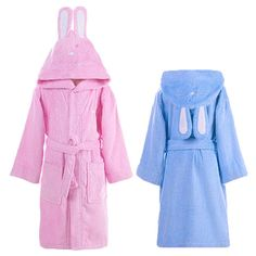 Childrens Bathrobes Cotton Kids Dressing Gown Child Cartoon Pyjamas Towel Fleece White Bath Robe Boys Autumn Winter Ample Supply And Prompt Delivery Robes