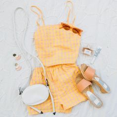 "157.2k Likes, 391 Comments - Urban Outfitters (@urbanoutfitters) on Instagram: ""(Re)made just for you: the cutest sets from Urban Renewal are made in the USA from remnant fabrics.…"""