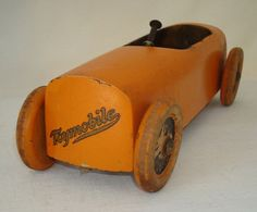 "Vintage Toy Car ""Toymobile"""