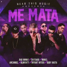 Stream Me Mata - Bad Bunny ✘ Arcangel ✘ Bryant Myers ✘ Almighty ✘ Noriel ✘ Baby Rasta ✘ Brytiago by Trap Kingz ✅ from desktop or your mobile device Bryant Myers, Hip Hop, Music Words, Urban Music, Mood Songs, Freestyle, Trap, Dark Souls, Album Covers