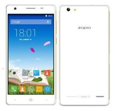 ZOPO ZP720+ Flash E uses 5.3 Inch HD screen, has 2GB RAM + 16GB ROM with MT6732 quad core CPU, 5MP front + 13.2MP back dual camera, installed Android 4.4 OS.
