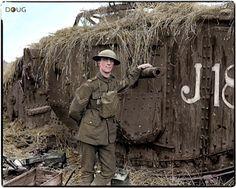 Ww1 History, Military History, British Soldier, British Army, World War One, First World, Commonwealth, Ww1 Tanks, War Image