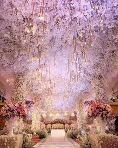 Such a dreamy wedding💕💕💕 Tag someone who would love this! Wedding Venue Decorations, Wedding Themes, Wedding Designs, Wedding Cakes, Quince Decorations, Wedding Ideas, Wedding Stage, Wedding Goals, Wedding Reception