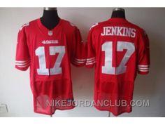 http://www.nikejordanclub.com/nike-san-francisco-49ers-17-jenkins-red-elite-jerseys-jwbz6.html NIKE SAN FRANCISCO 49ERS #17 JENKINS RED ELITE JERSEYS JWBZ6 Only $23.00 , Free Shipping!