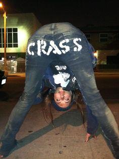 Crass for your Ass!