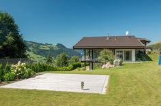 """Das Luxus Chalet in Kitzbühel """"The View"""" bietet einmalige Aussichten auf die Tiroler Bergwelt"""