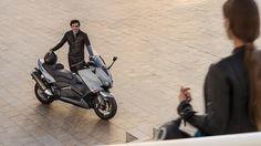 TMAX LUX MAX / ABS 2016 - Scooter - Yamaha Motor Italia
