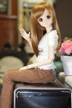 Smart Doll Mirai Suenaga by doll_rara