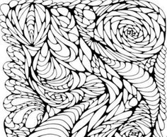 Abstract  Adventures - Coloring Pages for Adults
