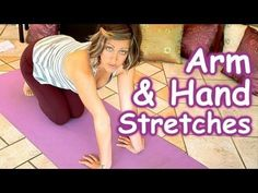Stretches for Hand &