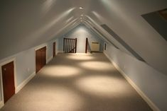 Lighting - Converting your Attic into a Bedroom