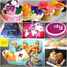 Delish cakes...