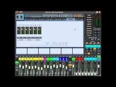 x32 Behringer - Configuracion de auxiliares 2 y Matrix - Consola digital - x control - YouTube