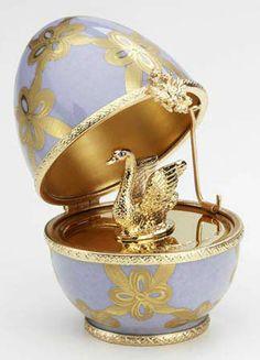 El Conventillo de la Museóloga.: Objeto Museístico: Los huevos Fabergé