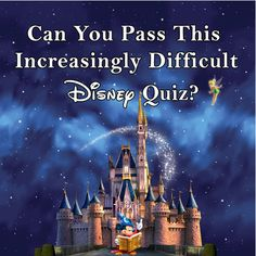 This quiz might just leave you wishing upon on a star for the answers!