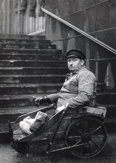 The Handicapped, by August Sander 1929 | Photo Tractatus | Flickr