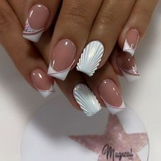 Get Nails, Dope Nails, Fancy Nails, Swag Nails, Elegant Nails, Stylish Nails, Trendy Nails, Manicure Nail Designs, Manicure And Pedicure