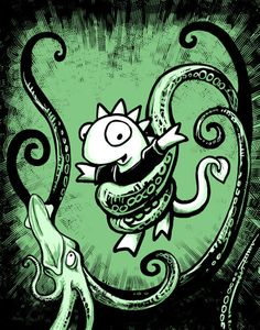 Dragonbreath by Ursula Vernon  This is the first in a series of five transitional graphic novels about Danny the dragon.