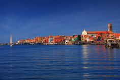 Palestrina Island - Venice, Italy