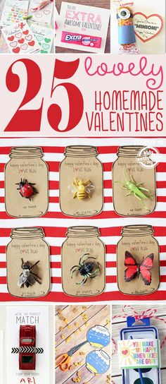 25 {Lovely} DIY Valentines for Kids! - Kids Activities Blog