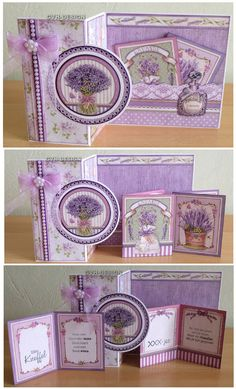 Fancy Fold Cards, Folded Cards, Trifold Shutter Cards, Cascading Card, Heartfelt Creations Cards, 3d Cards, Card Tags, Creative Cards, Greeting Cards Handmade