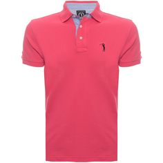 f4cd87c2b35b6 Camisa Polo Rosa Lisa é na Aleatory Store - Aleatory-smartphone