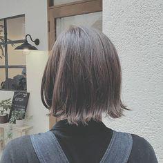 nanon style 春トレンドヘア 切りっぱなしボブ×ハイライト 何色も重なるカラーが何とも可愛い♡ 切りっぱなしボブとの相性もバッチリ⋆ ハイライトは重ねるたびに どんどんどんどん可愛くなります⑅ .