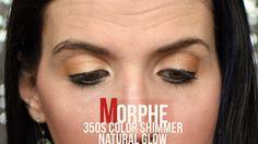 Morphe 35oS Color Light Orange Creamy Natural Shimmer Glow