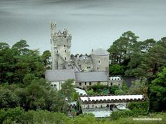 Glenveagh Castle, Donegal, Irland