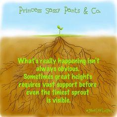 Princess Sassy Pants & Co