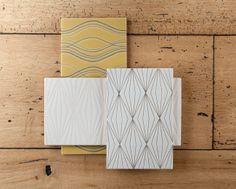 Handpainted Sneak Peek: Meet Susanne Redfield Founder of Kibak Tile Tile Patterns, Shape Patterns, Pattern Art, Fireclay Tile, Bathroom Floor Tiles, Tile Floor, Decorative Tile, Transitional Style, Tile Design