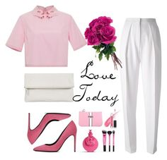 """Love today"" by yuni-cahya on Polyvore"