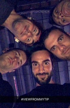 all time low jack barakat snapchat