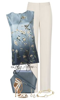 """5/07/17"" by longstem ❤ liked on Polyvore featuring Reiss, 'S MaxMara, Onesixone, Marc Ellis and Irene Neuwirth"