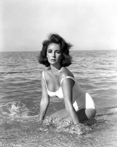 "Elizabeth Taylor stars in ""Suddenly Last Summer"" in 1959."