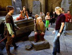 Behind the scenes Aslan's How Narnia Cast, Narnia 3, Movies Showing, Movies And Tv Shows, Peter Pevensie, Skandar Keynes, William Moseley, Georgie Henley, Prince Caspian