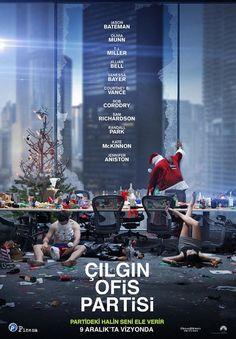 Cilgin Ofis Partisi - Office Christmas Party ( 2016 )