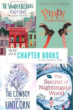 Finding new children's chapter books to read aloud can be a struggle. Here, find some of the best children's chapter books to read in 2018.