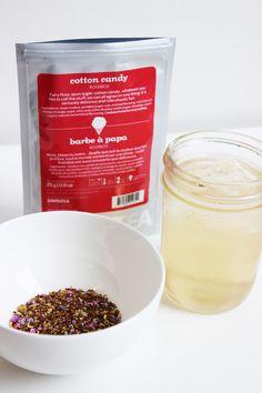 Cotton Candy TeaPop Recipe   POPSUGAR Food