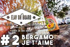 Elav On Board #2 Bergamo Je T'Aime