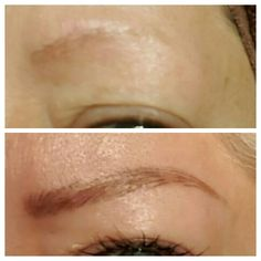 Permanent Makeup eyebrows  By The Skin Studio of Winter Park, FL